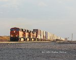 BNSF 7601 West